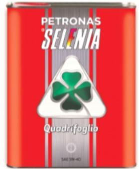 Selenia QV QUADRIFOGLIO 5W40 2-Liter