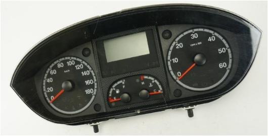 Kombiinstrument, Tacho, Tachometer 1379917080