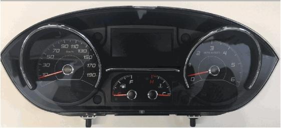 Kombiinstrument, Tacho, Tachometer 1387186080