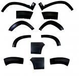 Umrüstkit Rammschutzleisten auf MAXI *schwarz*