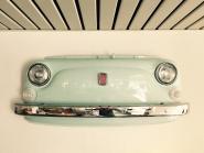Wandskulptur Fiat 500